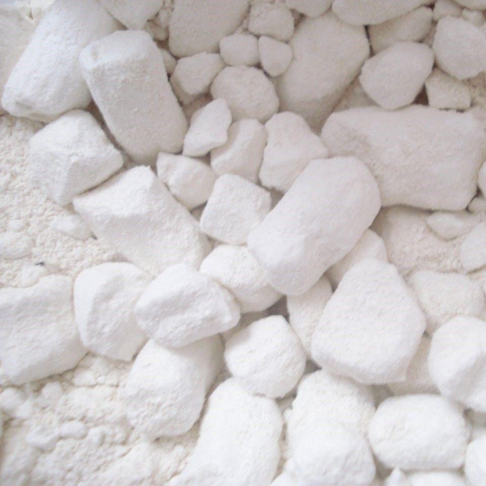 глина белая для комбинированной кожи