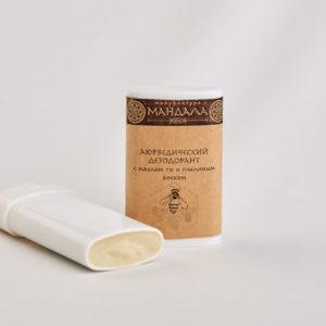 Аюрведический дезодорант мануфактуры Мандала