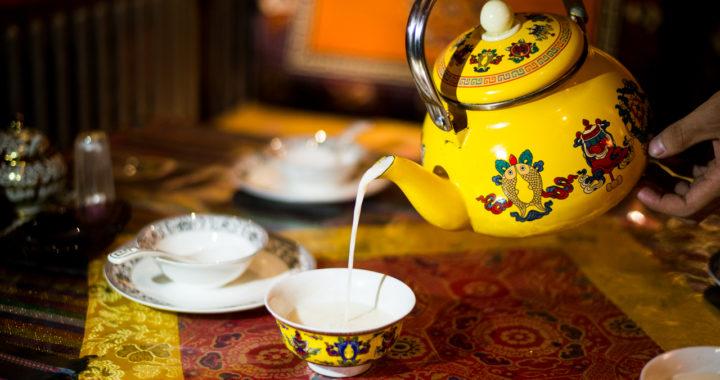 Рецепт тибетского чая
